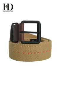 Mens Webbing Belts with Ring