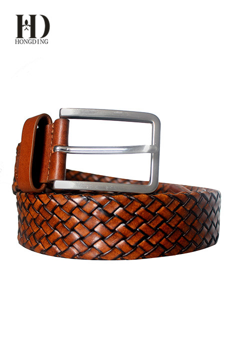 Big And Tall Men's Braided Belt