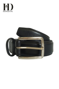 Men's Leather Belt 1.5 Inch