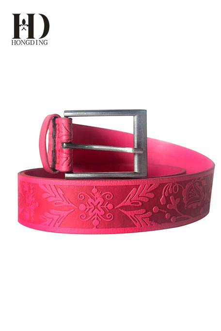 Vegetarian Non-Leather Womens Belt